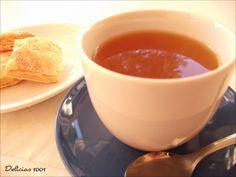 Quentão de Maracujá (sem álcool) - Passionfruit tea