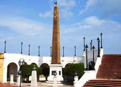 Plaza Francia, en Las Bóvedas, Casco Viejo Panamá.