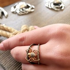 Spider Ring- wonders of nature -2016 collection by PS ONE