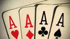 Four card poker wallpaper