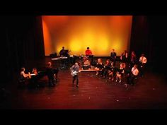 Jazz Band - 25 or 6 to 4 - Brentwood College School