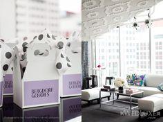 Fashionista Bridal Shower | WedLuxe Magazine
