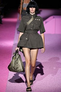 #MBFW all legs Marc Jacobs Spring 2015 RTW – Runway – Vogue