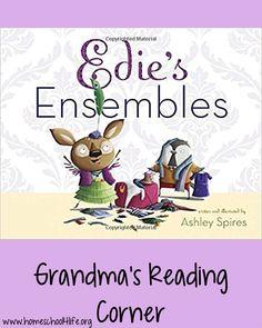 Edie's Ensembles - Grandma's Reading Corner