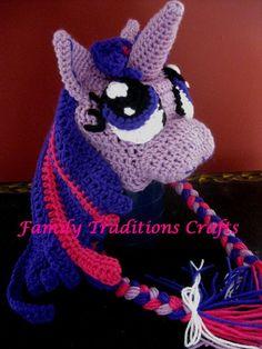 my little ponies crochet | My little pony | Crochet Crafts