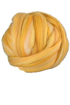 4 oz Merino wool roving,19 microns,Corn
