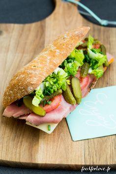 Subway Sandwich - Food for Love Subway Sandwich, Sandwiches, Food For Love, Cooking Tips, Cooking Recipes, U Bahn, Burgers, Clothing, Desserts