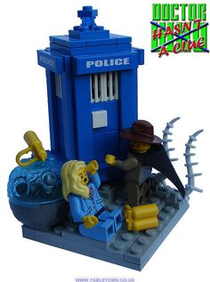 DWHAC_004 by Doctor Sinister, From the archives of the Timelords and Whovians