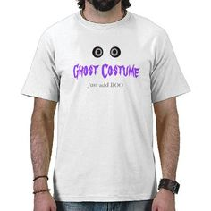 "Instant ""Ghost Costume"" - Just add BOO $18.95"