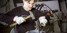 Hand-Forged Iron Crafted by Artist-Blacksmiths Matt and Tessie Wallace
