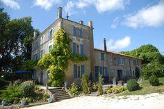Les Mirandes te Montmoreau-Saint-Cybard, dordogne