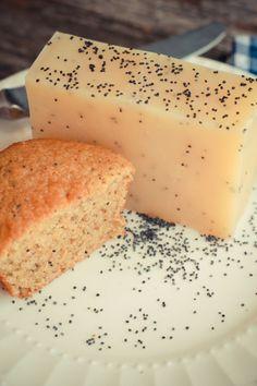 Cold Process - Orange Poppy-seed Soap Recipe