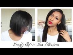 14 not so knappy clip ins knappy hair extensions hair knappy clip in extensions youtube pmusecretfo Choice Image