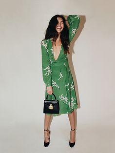 The Violette - Summer Loving Green - www.realisationpar.com