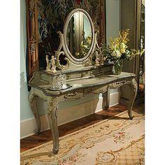 Hb 33 3360 Habersham Michelle S Dressing Table Furniture Home Custom