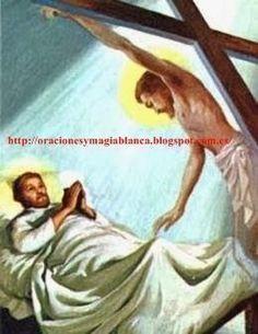 Oracion a SAN PEREGRINO para enfermos de CANCER Holy Mary, My Prayer, Jesus Saves, Jesus Christ, Saint Peregrine, Blessed, Faith, San Pellegrino, Mom