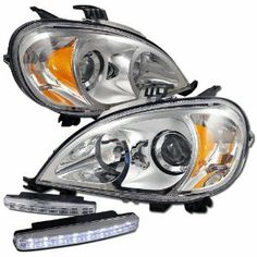 Mercedes ML320 2002 head lamp available at:http://www.automotix.net/lights_mirrors/2002-mercedes-ml320-lights-20_6913_00.html Description:Assembly, Comes With 3 Bulbs Dimensions:13.89x10.13x25.27 Fits: 2002 Mercedes ML320 2003 Mercedes ML320 See more applications Part No:20-6913-00 OEM No:163 820 50 61