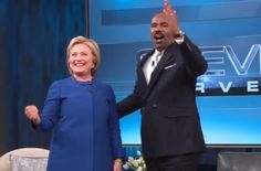 Leaked Memo Shows Steve Harvey Provided Clinton Every Question Before Interview