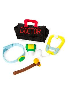 Doctor Soft Role Play Toys For Kids By Pretend To Bee