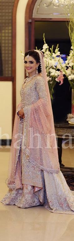 New Wedding Dresses Pakistani Party Wear Pakistan Ideas Pakistani Party Wear, Pakistani Wedding Dresses, Pakistani Outfits, New Wedding Dresses, Indian Dresses, Desi Bride, Desi Wedding, Walima Dress, Party Wear Dresses