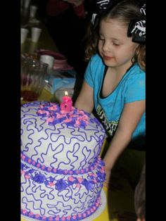 Allison's 6th Birthday