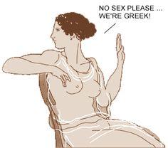 Lysistrata and sex