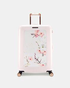 TB Pink Medium Suitcase