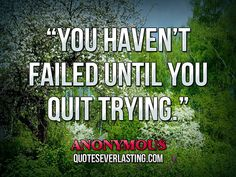 The Skill of Not Quitting by Kyle Kirschbaum