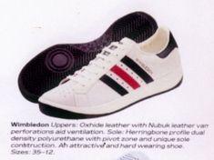 Adidas Wimbledon Tennis Shoe 1985