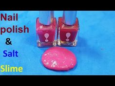 How To Make Color Glitter Hand Soap Slime!!DIY Slime Without Glue,Shaving Cream or Liquid Starch - YouTube