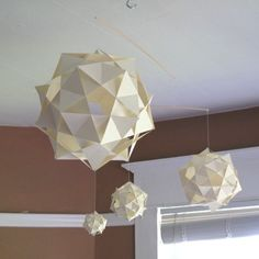 CELESTIAL VISIONS, GEOMETRIC MOBILE