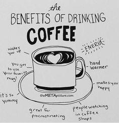 follow the colours café benefícios