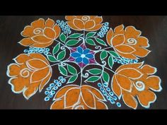 Pin By Trendy Animation On Pongal Rangoli Designs In 2019