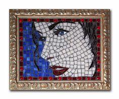 Marcia Batoni - Artes Visuais: *Barb Keith - Mosaicos