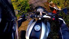Dagens første motovlog | Motorsykkel | Yamaha MT-125