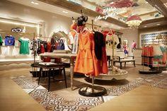 NAWain fashion store by Purge, Hangzhou – China » Retail Design Blog