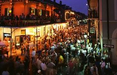 Know what's f***ing crazy? New Orleans. LOVE IT.