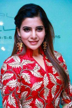 Samantha In Saree, Samantha Ruth, Indian Actress Images, Actress Photos, Beautiful Bollywood Actress, Most Beautiful Indian Actress, South Actress, South Indian Actress, Men's Fashion