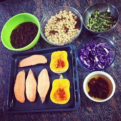 Prep cooking #vegan #veganfood #veganfoodporn #veganfoodshare #whatveganseat #plantbased #plantstrong #instafood #cooking #Padgram