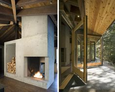 The Tye River cabin, located in Skykomish, Washington, and designed by Olson Sundberg Kundig Allen Architects, is everything eco friendly cottages should be – small, sweet, inspired by nature and...