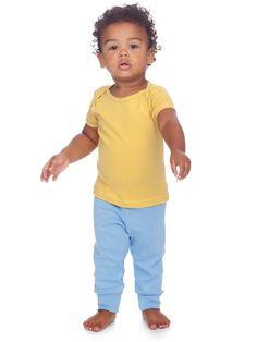 Infant Baby Rib Legging   Babies   Sale's Kids & Babies   American Apparel