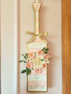 Image result for simple sorority paddles