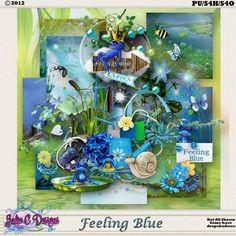 Feeling Blue Kit