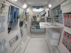 「nave espacial interior」の画像検索結果