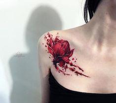 Bloody magnolia