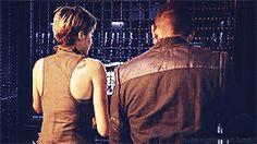 Tris & Uriah ~Divergent~ ~Insurgent~ ~Allegiant~