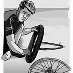 What Every Cyclist Actually Should Know About Flat Tyres – Cycling