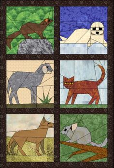 Free - Ulas quiltpage/fur for animals