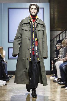 J.W. Anderson Menswear Fall Winter 2017 London