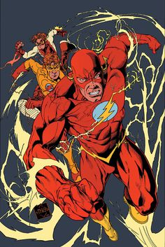 Flash by Ethan Van Sciver